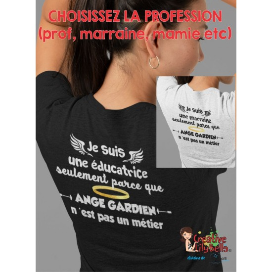 ANGE EDUCATRICE OU PROFESSEURE et TES  4168