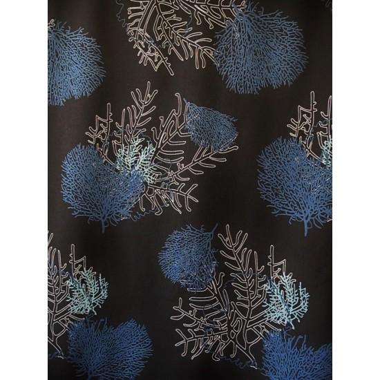 BELA - tissu imprimé 280 cm - 70% coton 30%...