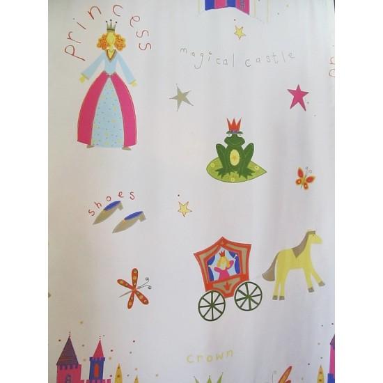 LISA -  tissu imprimé 280 cm - 70% polyester 30%...