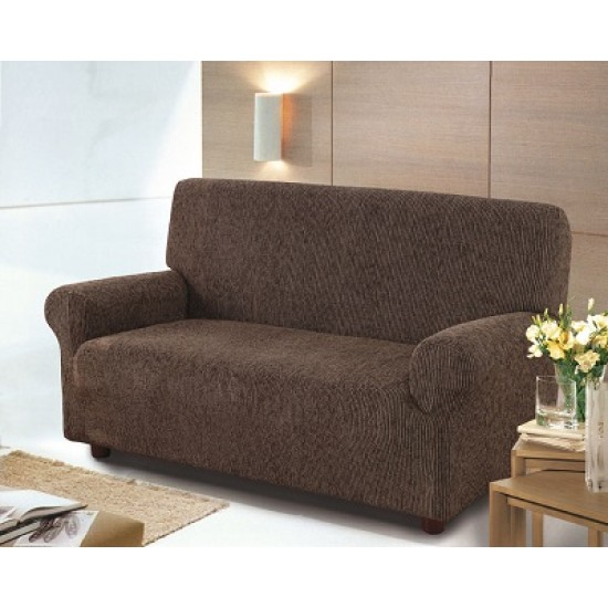housse de causeuse extensible pour fauteuil 2 places decorsfabrics. Black Bedroom Furniture Sets. Home Design Ideas