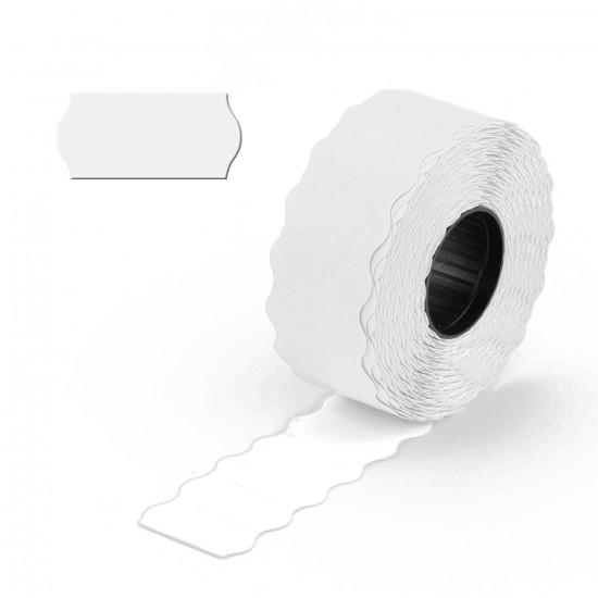 Étiquettes blanches modèle 2212 - 1 ligne - (9 x...