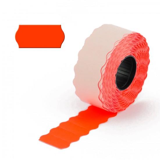 Étiquettes rouges modèle 2212 - 1 ligne - (9 x...
