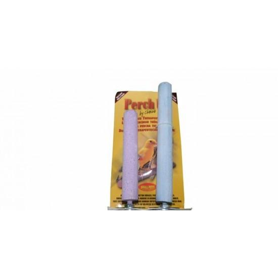 Perchoir combo en ciment - 18 mm x 10 cm (¾