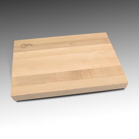 Planche à découper en érable récupéré ( bois...