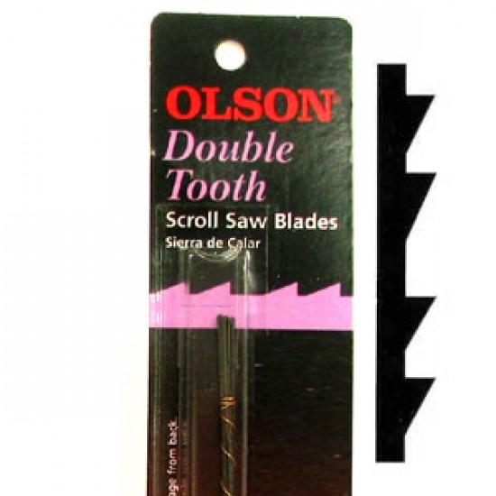 Lames Olson - Dents doubles - 23 dpp