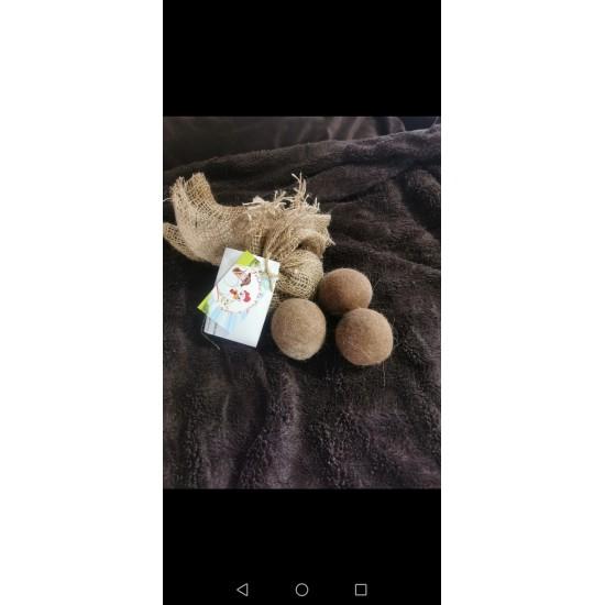 Boules de séchage (ensemble de 3 boules)