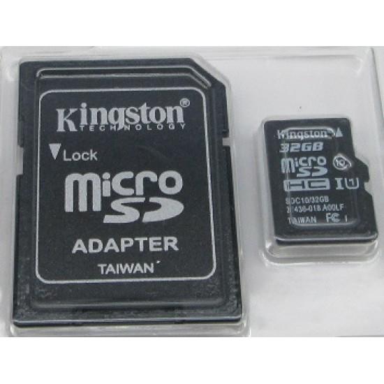 Carte micro SDHC 32Gb