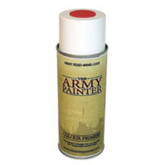 Peinture d'apprêt PURE RED Primer - The Army...