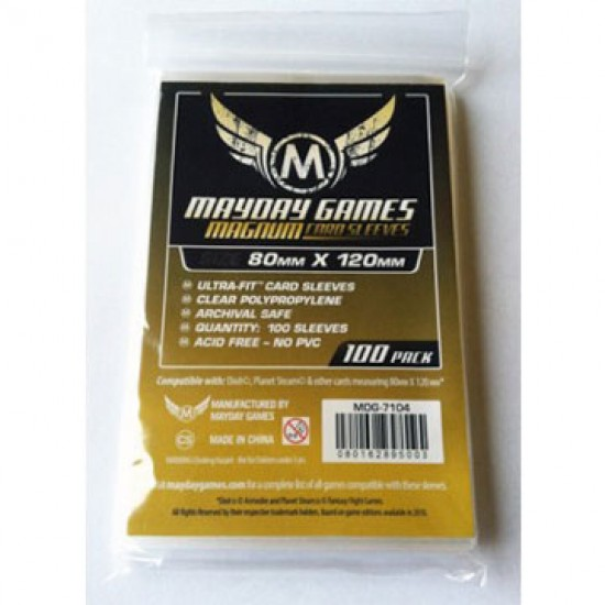 Mayday - Magnum Gold Ultra-Fit - Protège Cartes...
