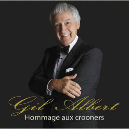 Album Hommage aux crooners