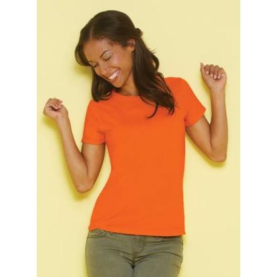 T-shirt femme Gildan 5000L