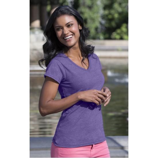 T-shirt Femme Gildan 64V00L