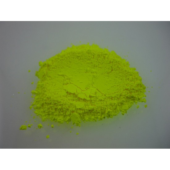 Pigment jaune néon