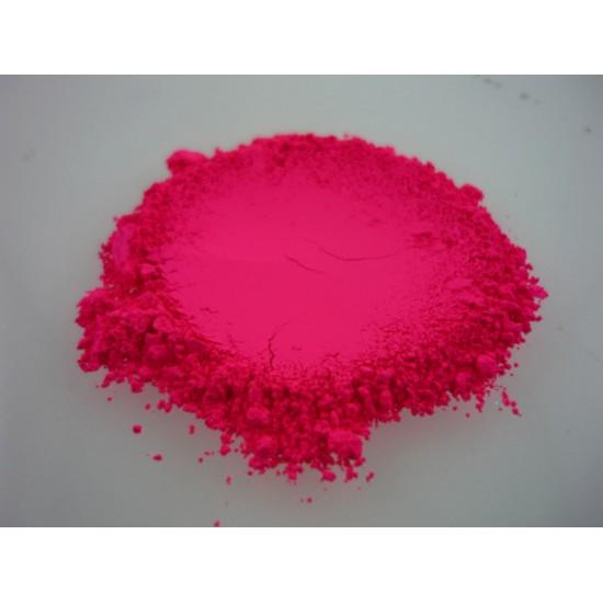 Pigment rose néon