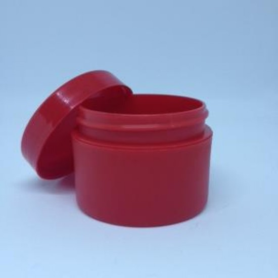 Pot rouge 50ml