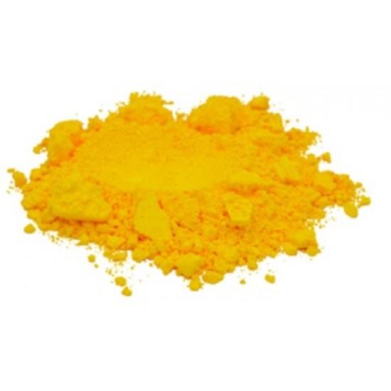 Lake yellow