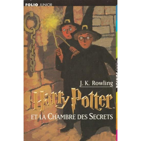 Harry Potter et la chambre des secrets, J K...