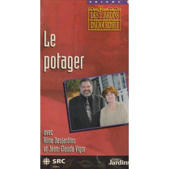 Le potager volume 2, film VHS