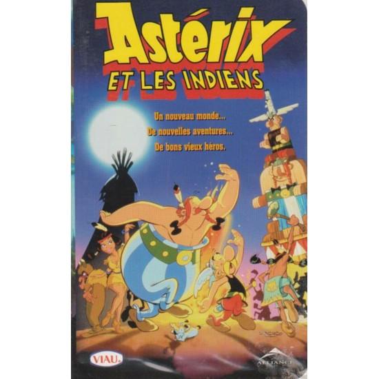 Astérix et les indiens  film enfant