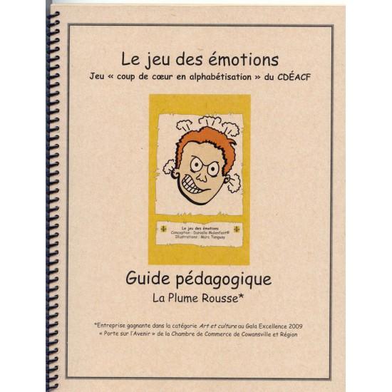 Matériel pédagogique - Guide - Jeu des émotions...