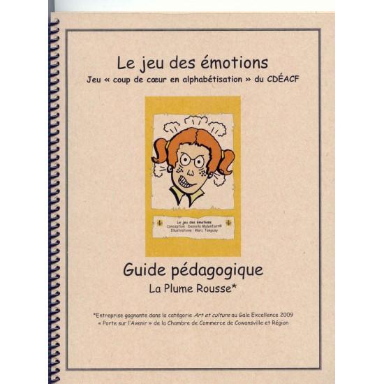 Matériel pédagogique - Guide du jeu des...