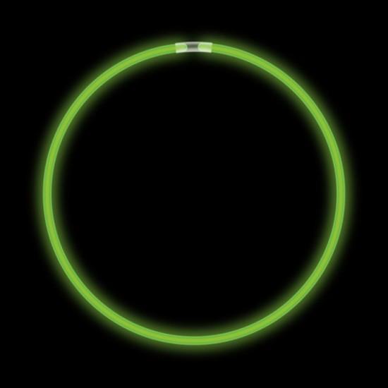 Colliers Lumineux Vert - paquet de 50