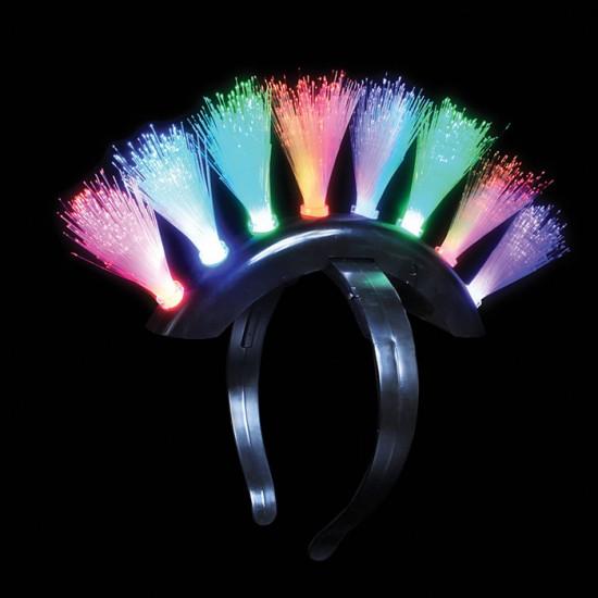 Antennes Lumineuses a fibre optique Mohawk Del -...