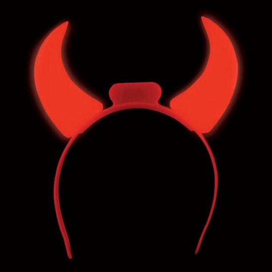 Antennes lumineuses DEL cornes de diable - Paquet...