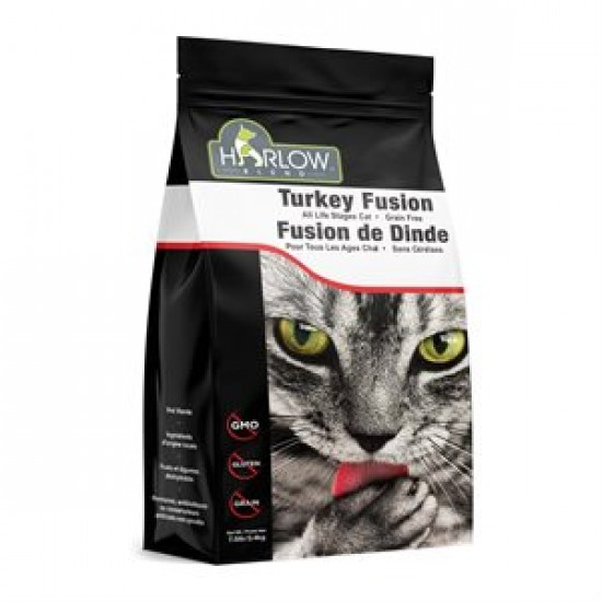Holistic Blend Chat sans grain dinde et poulet...
