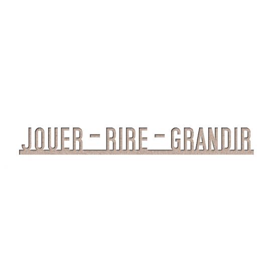 Jouer-Rire-Grandir