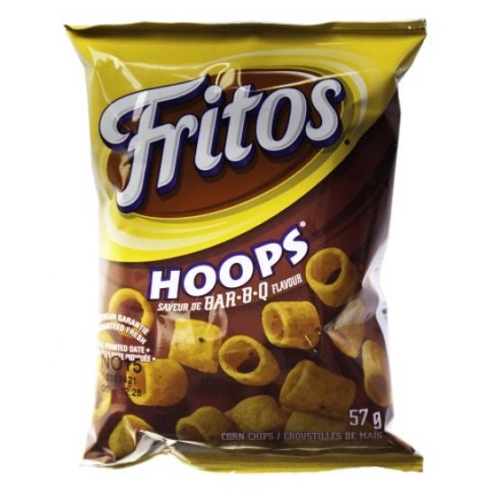 Frito Lay Hoops BBQ