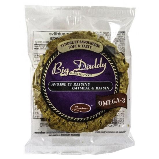 Biscuit Big Daddy Avoine et Raisin