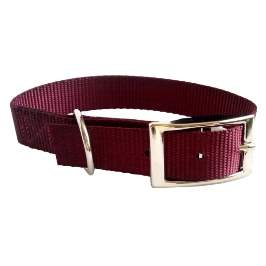 Collier simple avec boucle style ceinture 1'' X...