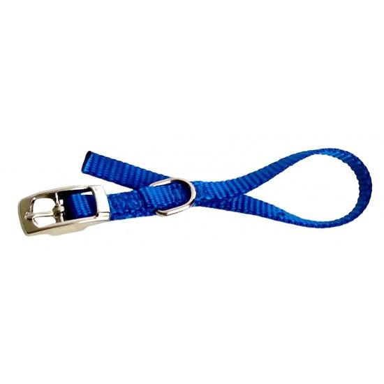 Collier simple avec boucle style ceinture 3/8'' X...