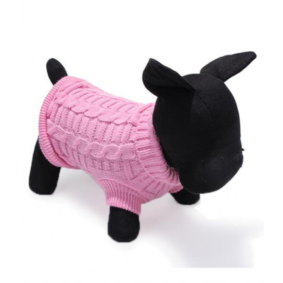Chandail d'hiver en tricot