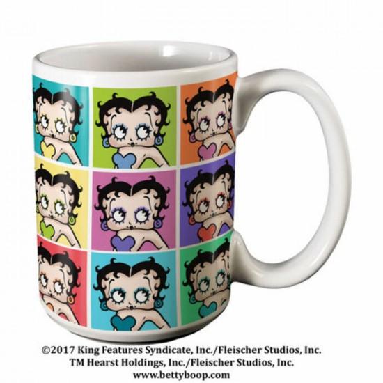 Tasse à café Betty Boop