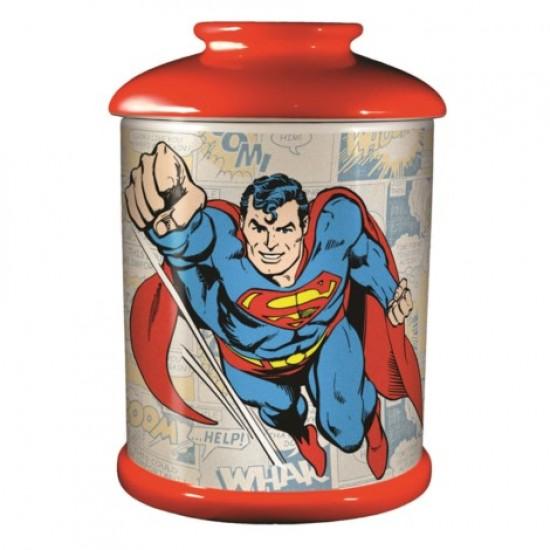 Jarre à biscuit Superman