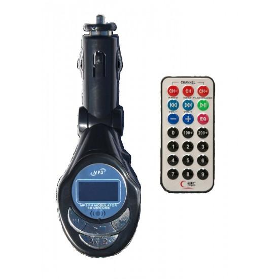 Transmetteur FM pour l'auto
