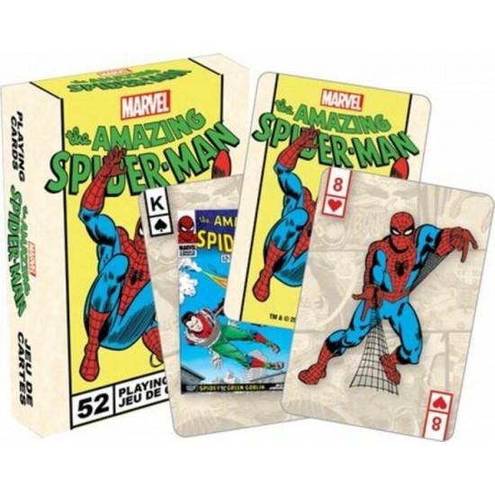 Jeu de cartes Spider-man
