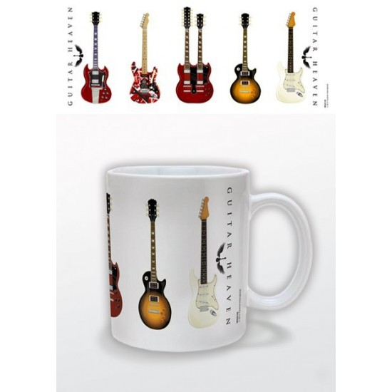 Tasse Guitar heaven