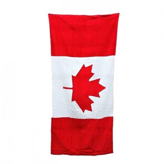 Serviette de plage Canada