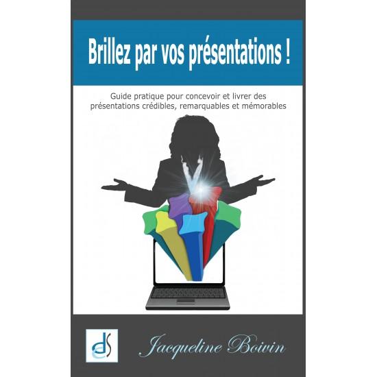 Brillez par vos présentations ! (Livre imprimé)