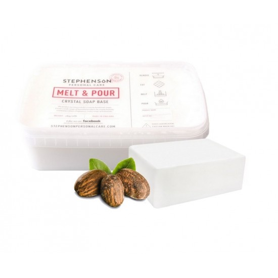 Base de savon beurre de Karité sans SLS ou SLES...