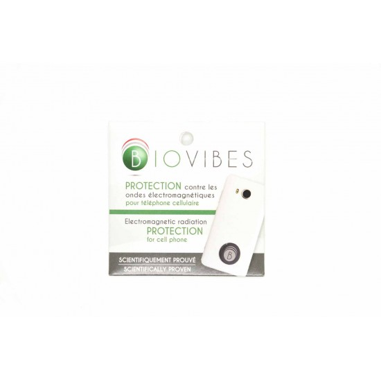 BioVibes Protection cellulaire. Wi-fi et...