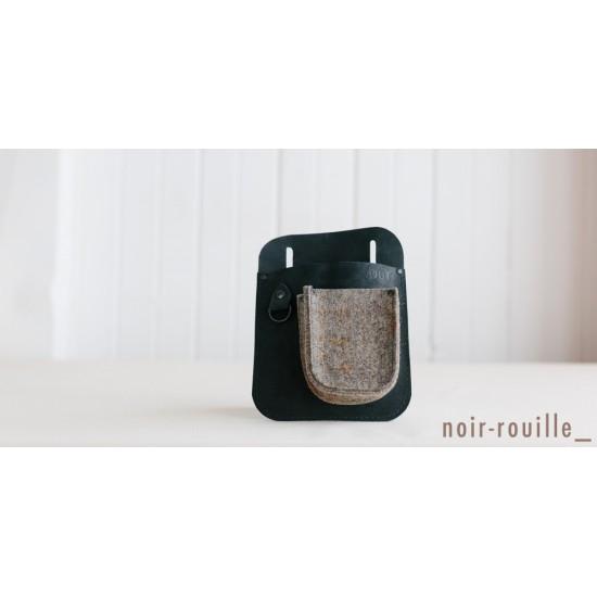 Yanni - noir rouille