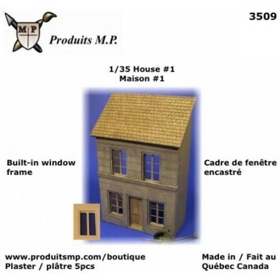 3509 Maison #1 Europe