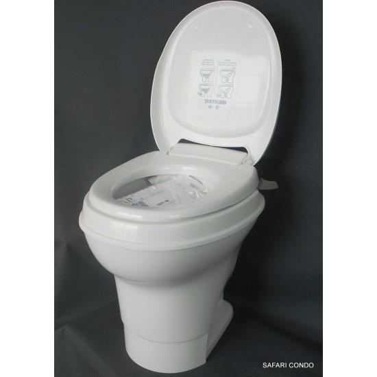 Toilette fixe  Aqua-Magic V