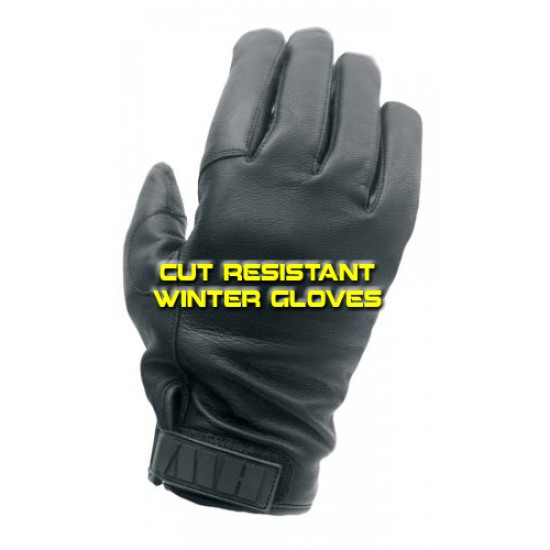 Gants d'hiver anti-coupures  NYPD