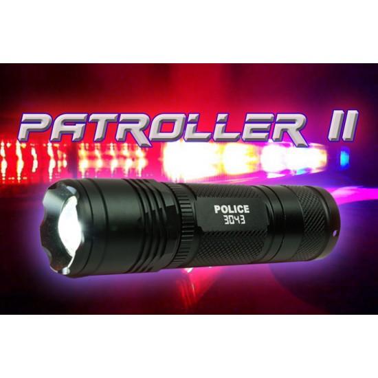 Lampe de poche Patroller II (ensemble complet)