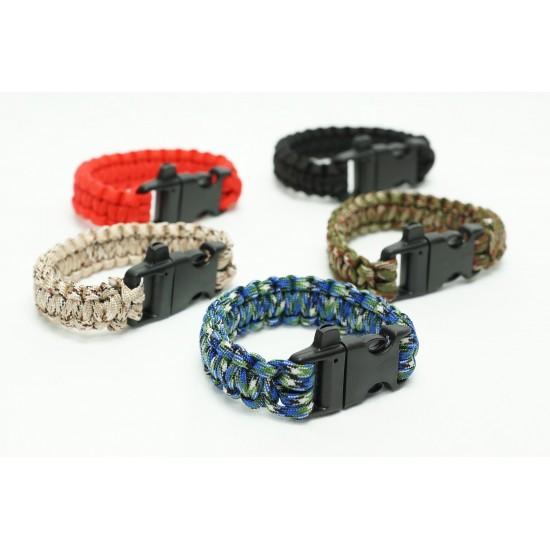 Bracelets en paracorde